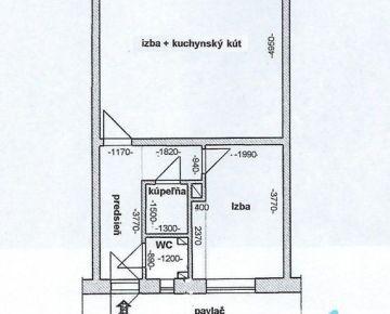 2 izb. byt, ŠANCOVA ul., po komplet. rekonštrukcii