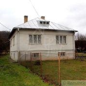 Chalupa, rekreačný domček 100m2, pôvodný stav