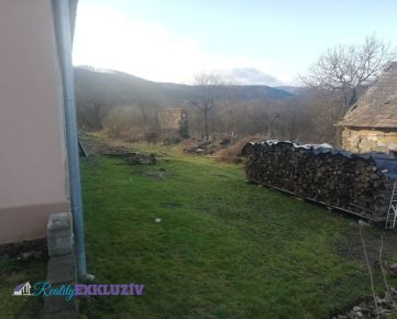 Pozemok vhodný na chatu v obci Lehota nad Rimavicou
