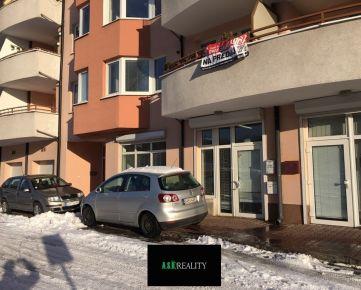 Predáme nebytový priestor m.č. Dúbravka, BA IV, Tranovského ul.