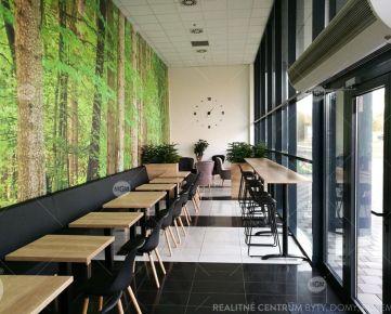 Odstúpenie prevádzky v Žiline v polyf. objekte EUROPALACE (Klientske centrum)