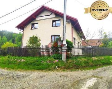 RD na predaj v krásnom tichom prostredí kysúc v obci Staškov