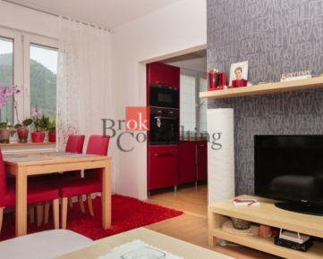 3 izbový byt Ružomberok na predaj, zrekonštruovaný