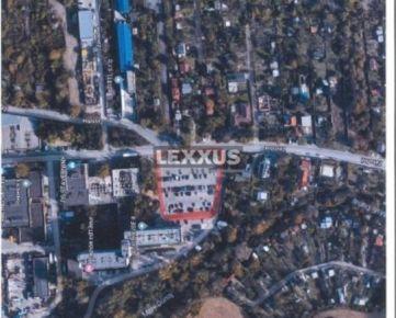LEXXUS-PREDAJ, komerčný SP s parkovacou plochou /2258m2/, Dolné Hony,