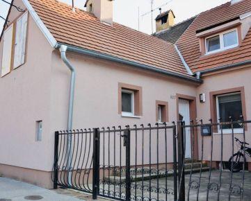 Na predaj 3 izbový rodinný dom na ulici Kolónia v Senici.