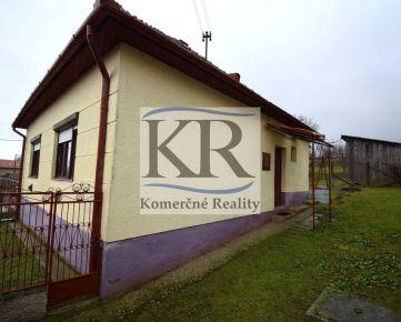 Útulná chata vmalebnej obci Čechy napredaj za výbornú cenu