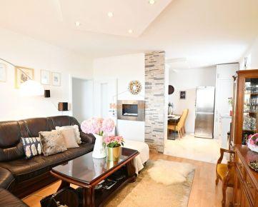 Home4me PREDAJ 3 izbového bytu s Lodžiou na Palkovičovej,kompletná rekonštrukcia, Ružinov