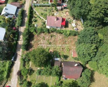 Na predaj záhrada v tichej časti obce Myslava