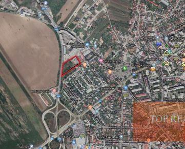 Ponúkame na predaj investičný pozemok v Senci -10 927 m2.-REZERVOVANÉ