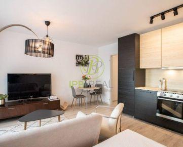 Úplne nový 1-izb. apartmán v novostavbe na Malokrasňanská ul. v Rači