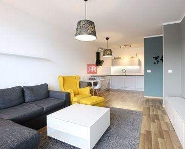 HERRYS - Na prenájom moderný 2 izbový byt v novostavbe Slnečnice Viladomy s parkovacím státím