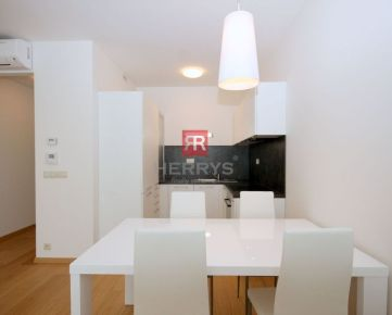 HERRYS - Na prenájom moderný 2 izbový byt v projekte Panorama City pri Eurovei