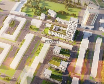 LEXXUS-PREDAJ, garážové parkovacie státie v novostavbe Matadorka, BA V