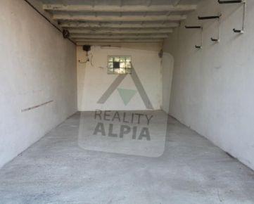 Garáž /20 m2 / Žilina  - Vlčince I