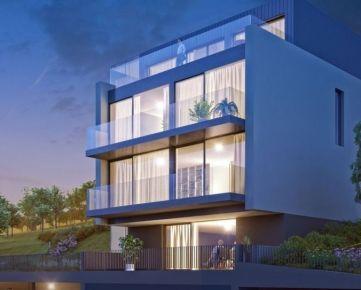 Predaj 3 izbový apartmánový byt (S1) NOVOSTAVBA, v rezidencii Little Koliba, Tupého ulica, BA III Nové Mesto