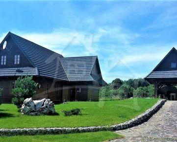 Chata v krásnom prírodnom prostredí na Považí v obci Mojtín na predaj