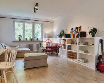 2 izbový  byt na prenájom v tichom prostredí Hajdóczyho ulice blízko centra a športového areálu SLÁVIA