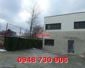 Na predaj novostavba rodinného domu v centre Banskej Bystrice