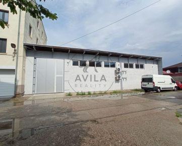 Na prenájom skladový, podnikateľský priestor v Piešťanoch