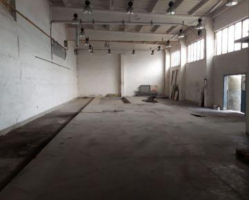 JJ Reality - Skladové priestory na prenájom / Skladová ul. / výmera 332 m2