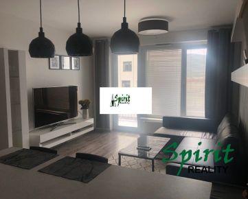 NOVÝ a kompletne zariadený 2i byt s loggiou na PRENÁJOM