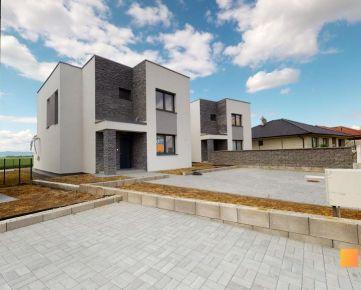 Novostavba 5 izb.rodinný dom RD1/A 132 m2,rovinatý pozemok 516 m2 v príjemnej lokalite Trnavy.