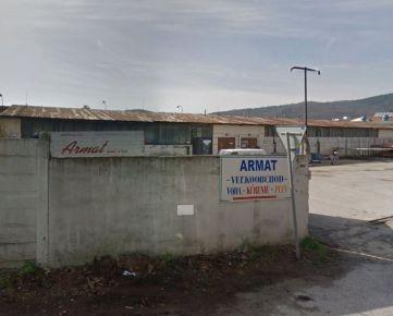 Dražba viacúčelového areálu v Trenčíne