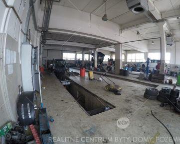 Predaj výrobno/kancelárskych priestorov , Žilina - priemyselná zóna