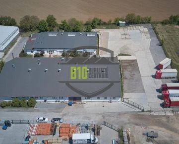 Na prenájom kancelárske priestory, garáže a odstavné plochy, Nitra