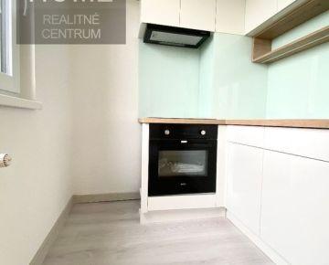 REZERVOVANÉ..kompletne zrekonštruovaný 2-izb. byt na Sídlisku III