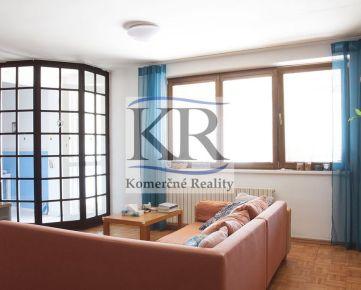Na predaj 4 izbový nadštandardný byt s terasou v exkluzívnej lokalite nad tehelňou v Trenčíne