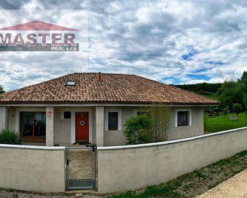 Na predaj krásny bungalov,novostavba v obci Brezolupy/Jerichov