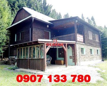 Predaj- veľká rekreačná chata Látky- Prašivá (ROYAL)