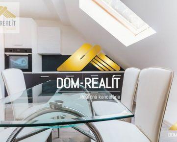 Obhliadky robíme...DOM-REALÍT a výnimočný 3-izbový byt Nitra - Chrenová, Bohúňova ul.