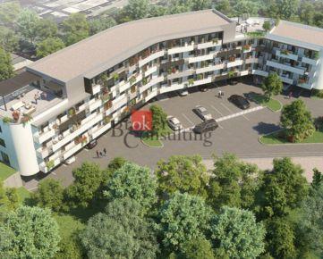 1 izbový apartmán Karlova Ves na predaj, v exkluzívnej novostavbe, výhodná investícia