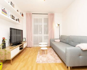Zariadený 3i byt v novostavbe na prenájom v Bratislave