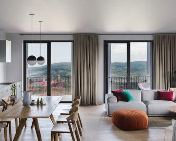 1,5-izbový byt B.05.07 v projekte GUTHAUS