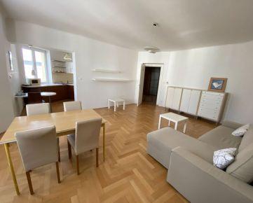 2 izb. byt v centre na Radlinského ul., výmera 62,3 m2, vlastné kúrenie