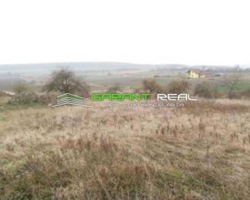 GARANT REAL - predaj 2 stavebné pozemky, 603 a 608 m2, Abranovce, okr. Prešov