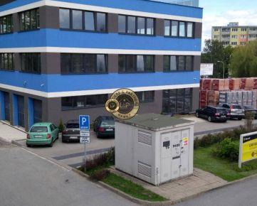 Obchodno- kancelárske priestory na prenájom, Košice-Západ