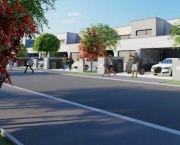 Predaj priestranných radových rodinných domov v Senci