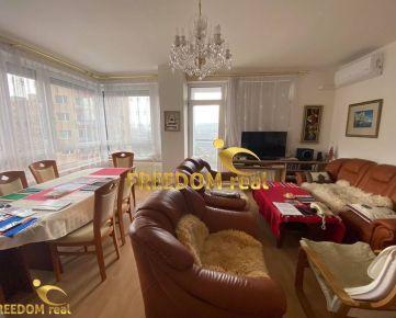 JEDINEČNÁ PONUKA, Slnečný 3 izbový byt, garážové státie, Bratislava - Karlova Ves, ulica F. Kostku
