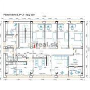 5-izb. byt 196m2, čiastočná rekonštrukcia