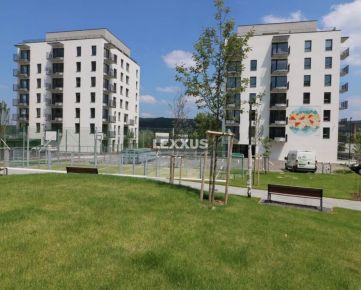 LEXXUS-PREDAJ 2i byt s výhľadom + parking novostavba DÚBRAVY, BA IV.