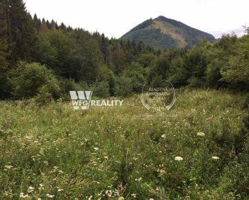 Pozemok v katastrálnom území Kotrčiná Lúčka