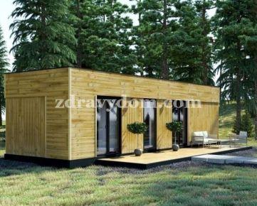 mobilný dom an predaj 35 m2