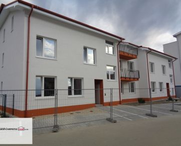 K&R CARPATIA-real * NOVOSTAVBA* Nové bývanie vo Vila dome - Najlacnejší - 1 izbový byt s balkónom  v štandardnom vybavení a parovacím státim