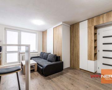 1,5 izbový byt s balkónom na predaj, Košice - Terasa