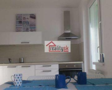 Prenájom 1-izbového bytu v novostavbe, Rača, Rustaveliho