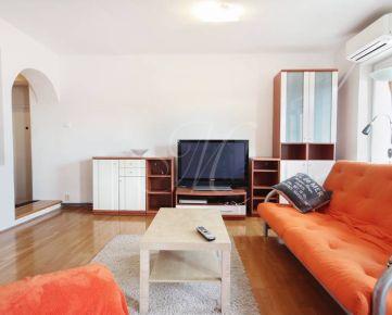 Zariadený 3i byt na prenájom v Bratislave, terasa, klimatizácia